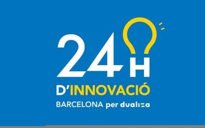 Representació sabadellenca en l'equip guanyador del projecte '24 Hores d'Innovació'