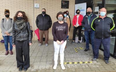 Diferents implicats en el programa 'Som Torre-Romeu'   Pau Duran