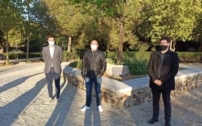D'esquerra a dreta, Pol Gibert, Toni Rodríguez i Daniel Martínez | Ràdio Sabadell