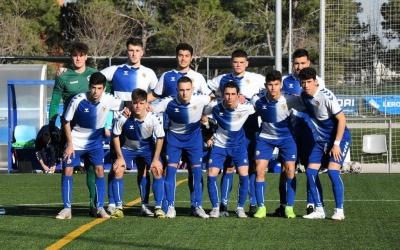 Foto d'equip del Juvenil 'A' de Sabadell | futbaseces