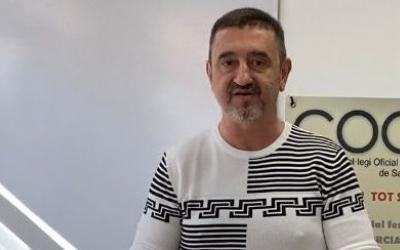 Pere Carrió serà el relleu d'Eduard Gutés/ Cedida