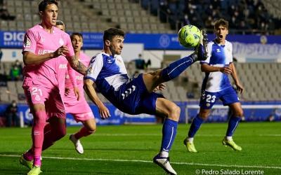 Golàs de xilena de Jaime que val tres punts | Pedro Salado