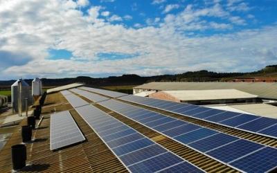 Instal·lació fotovoltàica en una teulada | ACN