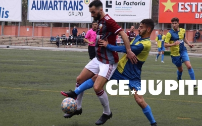 El Sabadell Nord no va poder encadenar la tercera jornada seguida guanyant | CE Júpiter