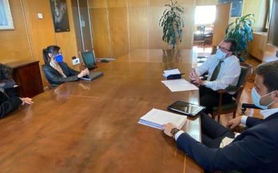 Una de les reunions de presentació dels Next Generation/ Ajuntament de Sabadell