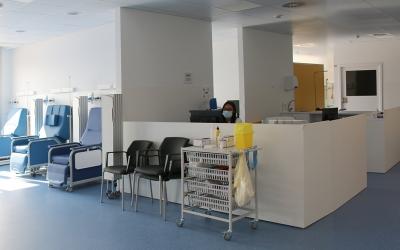 Un dels espais del nou Hospital de Dia/ Cedida Taulí