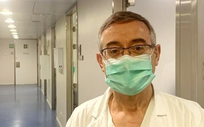 El doctor Joaquim Oristrell | Cedida