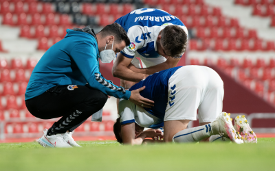 Desolació arlequinada després del partit | Roger Benet