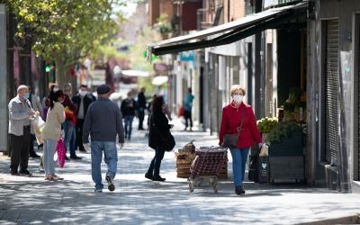 Passavolants comprant a Sabadell | Roger Benet