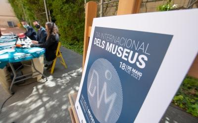 Presentació del Dia Internacional dels Museus a Sabadell | Roger Benet