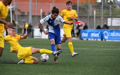 El Sabadell va encaixar la primera derrota de la segona fase | FutBaseCES