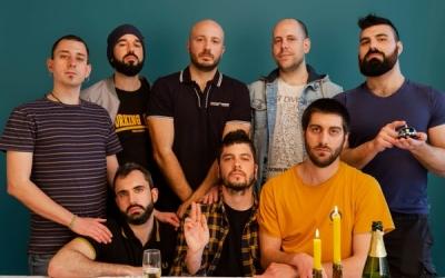 La banda d'ska Fantàctels | Cedida