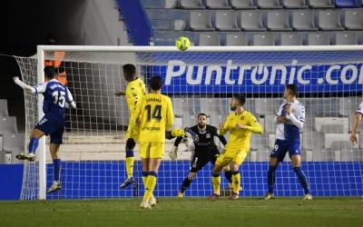 A la primera volta, Sabadell i Alcorcón van empatar (1-1) | CES