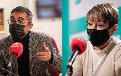 Gabriel Fernández i Lourdes Ciuró | Ràdio Sabadell