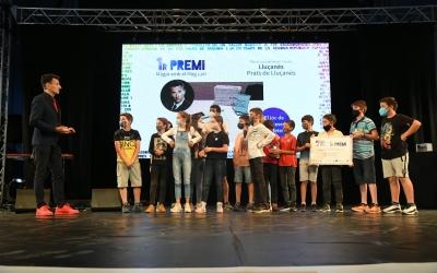 L'escola de Prats de Lluçanès, la guanyadora | Cedida