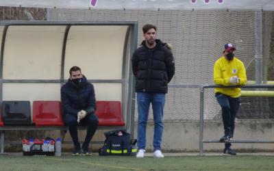Becerril dirigeix el Sabadell Nord des d'aquesta mateixa temporada | Arxiu