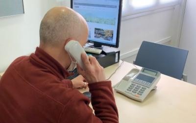 L'Ajuntament consolida l'assistència telefònica a majors de setanta anys no dependents | Cedida