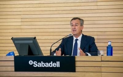 César González-Bueno, conseller delegat del BS | ACN