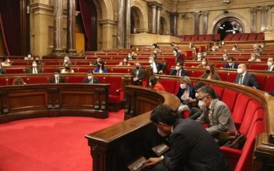 Sessió al Parlament de Catalunya, avui | ACN