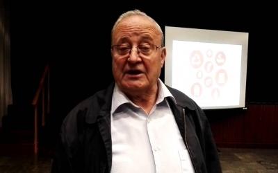 Lluís Casanovas en una foto de CCOO | Cedida