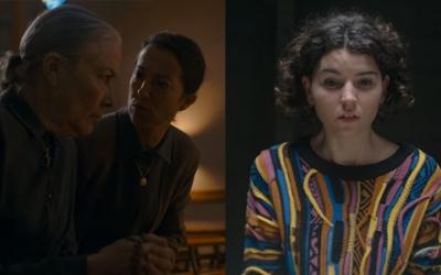 Sílvia Ricart (esquerra) i Mireia Vilapuig (dreta) a 'El inocente' | Netflix
