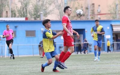 El Sabadell Nord ha empatat ràpidament el gol inicial local, però no ha pogut repetir reacció en el segon | Unificación Llefià
