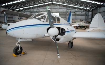 Una de les aeronaus del museu/ Roger Benet