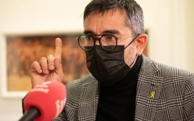 Gabriel Fernàndez, portaveu d'Esquerra | Roger Benet