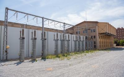 Estació transformadora del barri de Torreguitart | Roger Benet
