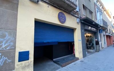Façana de la Nit al carrer Sant Quirze | Raül Vázquez