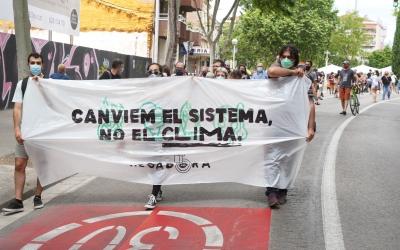 Manifestants per aturar el canvi climàtic | Cedida, Àlex Meyer