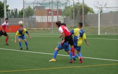 Al descans, el Sabadell Nord ja perdia per 3-0 | Sergi Park