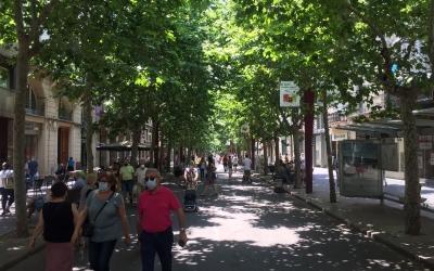 La Rambla aquest migdia | Ràdio Sabadell