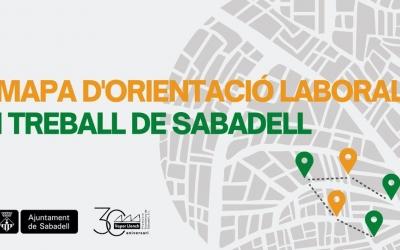 El mapa d'orientació laboral i borses de treball de Sabadell centralitza les ofertes de feina
