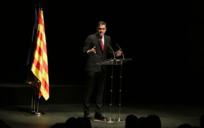 El president Pedro Sánchez al Liceu | ACN