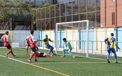 A la primera volta, el Sabadell Nord es va imposar per 3-1 | Sabadell Nord - luisports