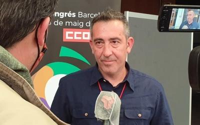 Ivan Ramos (CCOO) | Cedida