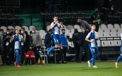 Adri Cuevas ha deixat el Sabadell per marxar al Badajoz | Roger Benet