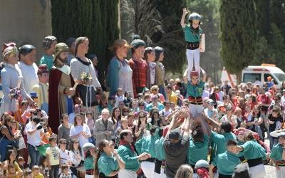 Festa popular a La Salut abans de la pandèmia | Roger Benet