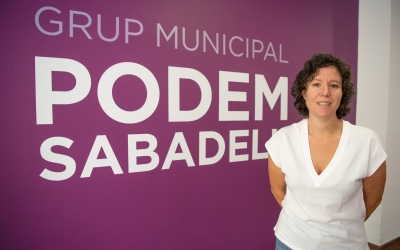 Morell ha donat explicacions en una roda de premsa aquest matí a la seu de Podem | Roger Benet