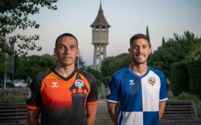 Així són les dues equipacions del Sabadell 21-22 | Roger Benet