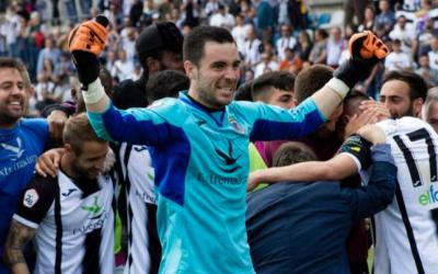 Kike Royo ha jugat una norantena de partits amb el Badajoz | CD Badajoz