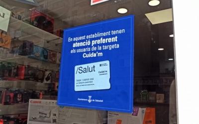 Segell indicatiu de la campanya | Ràdio Sabadell