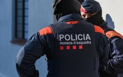 Els Mossos d'Esquadra s'han fet càrrec de la investigació | Roger Benet