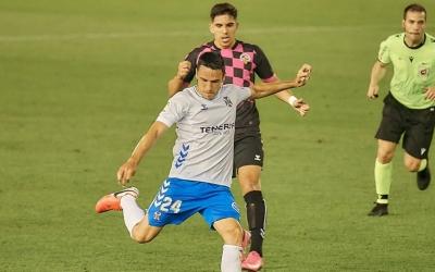 Folch, en el partit d'aquest últim curs contra el Sabadell | CDT