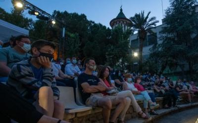 El públic del Fresc durant l'acte inaugural | Roger Benet