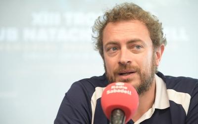 Álex López va arribar al Club fa quatre anys | Roger Benet