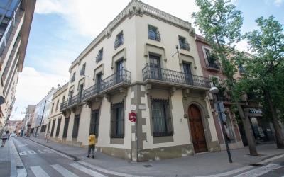 Exterior de la Casa Taulé/ Roger Benet