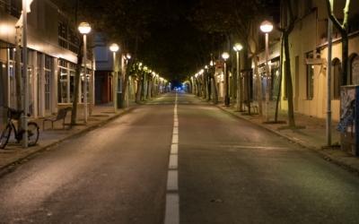 La Generalitat torna a demanar el toc de queda per Sabadell   Roger Benet