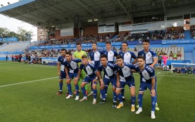 El Sabadell ja va jugar fa uns dies contra el Villarreal 'B' davant l'afició | CES
